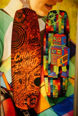 Choice and Super Grom