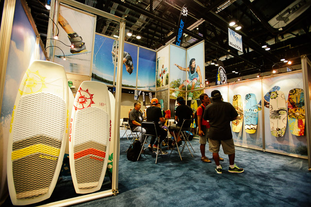 Slingshot at Surf Expo 2013