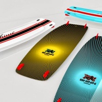 Shinn Monk Forever Board in different colours