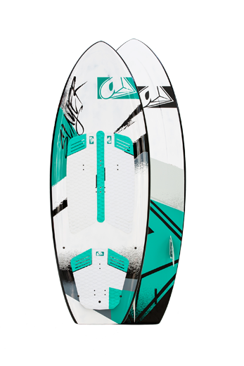 Airush's Slayer kiteboard