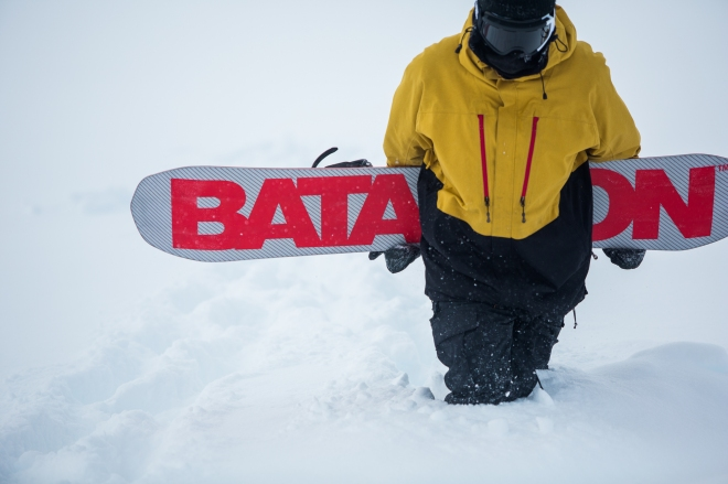 Bataleon 2018 snowboards