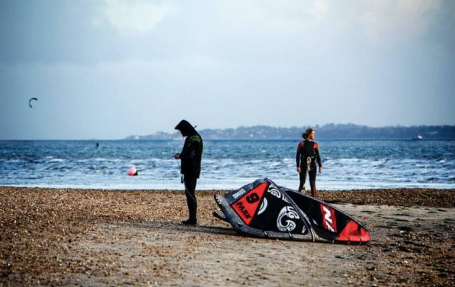 How to get into kitesurfing 2