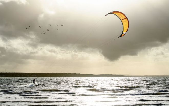 How to get into kitesurfing 3